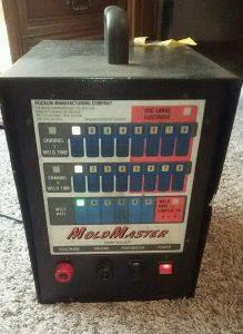 912 Mold Master Micro Welder